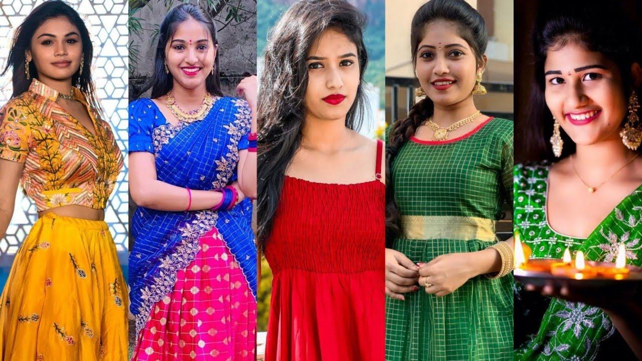 Download Tik Tok Telugu Latest Trending Videos || Bhanu 1006 , Kristen Ravali , Neha Nani , Amrutha Chowdary