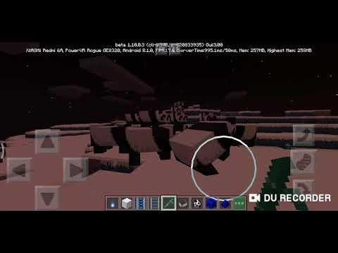 Minecraftda poyuz elədim
