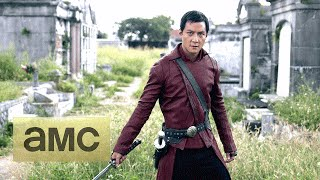 Talked About Scene: Episode 104: Into the Badlands: Two Tigers Subdue Dragons
