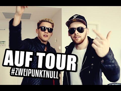 WIR SIND AUF TOUR #zweipunktnull | Ksfreak & Krappi