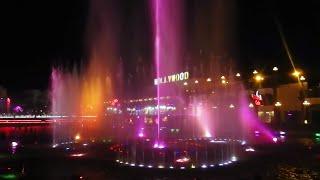 VLOG. Голливуд Египет Шарм-Эль-Шейх. Наама бей. ДИНОЗАВРЫ и поющие фонтаны. Hollywood.