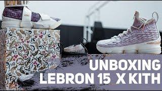 KITH x Nike LeBron 15: Леброны для лайфстайла?