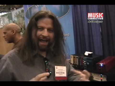 Music Connection Interviews A-Designs @ AES