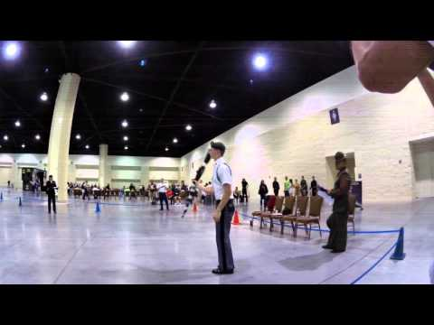 Fishburne Military School Hudgins Rifles Soloist - Long