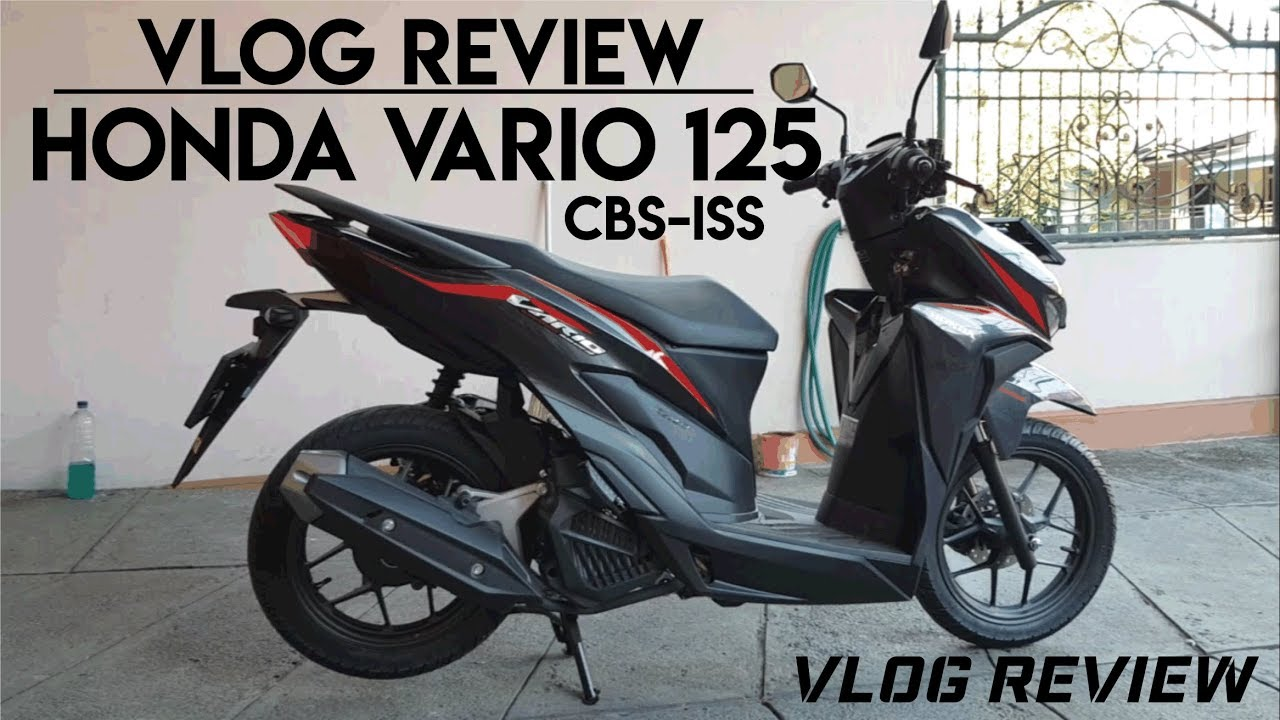 5 Warna Honda Vario 125 Terbaru 2020 Cbs Iss Harga Dan