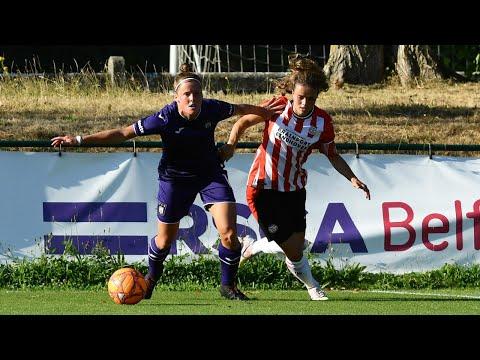 RSCA Women 0-2 PSV