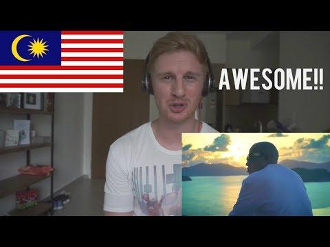 Joe Flizzow - Drop  // MALAYSIAN RAP REACTION
