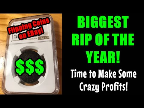 AWESOME RARE COIN PURCHASE COULD BE MY BIG MONEY MAKER FOR THE YEAR!