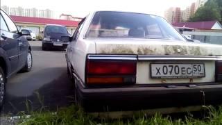 ТРеш Авто Nissan Skyline R 30 1989 года Japan Car