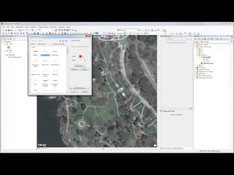 Digitizing in ArcMap