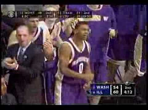 UW vs Illinois 2006 NCAA Tournament