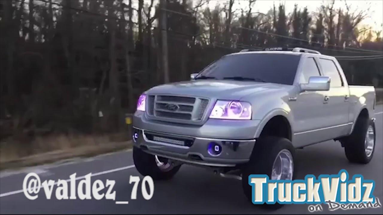 squatted f150 ford lifted