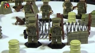 БРИТАНСКИЕ Lego совместимые фигурки из Китая на Вторую Мировую Войну / Обзор британских солдат