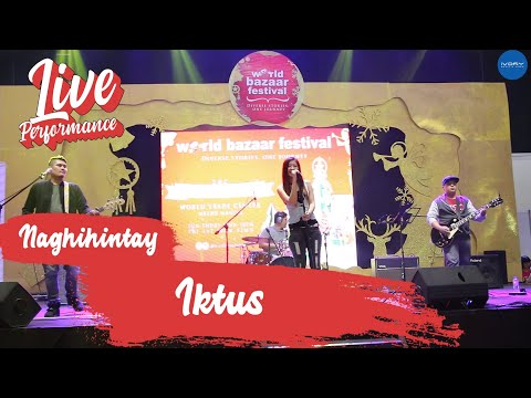 Iktus | Naghihintay | Live at World Trade Center