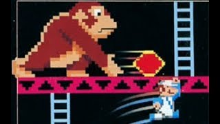 Bucktooth Chicken vs. Donkey Kong!