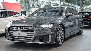Audi S6 Avant 2019 (350 PS) | Porsche Inter Auto