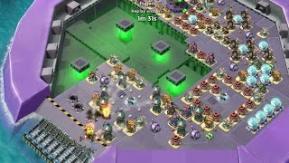 Boom Beach | Hajen | Mega Crab 3 | Stage #26 solo - HZ 1/7