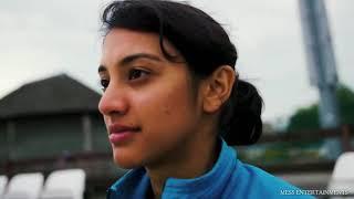 Smriti Mandana | Song Tribute | Kannu athu gun mathiri
