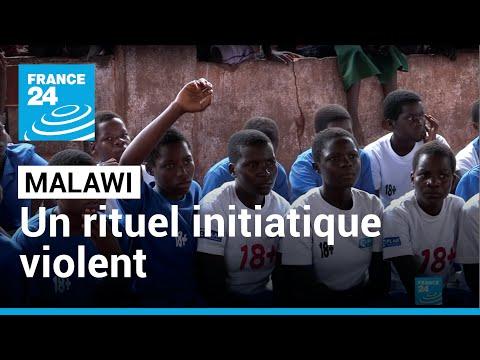 """Au Malawi, la violente """"initiation sexuelle"""" des jeunes filles par les """"hyènes"""""""