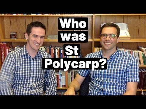 Who was Saint Polycarp?