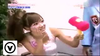 FUNNY! GameShow Japan 18 Sexiest Japanese Game Show 2015  NEW