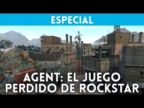 AGENT: El juego PERDIDO de ROCKSTAR Games