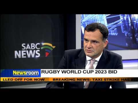 Rugby World Cup 2023 bid