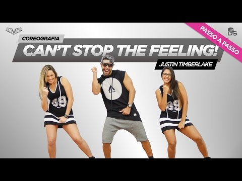 Video Aula - Can't Stop the Feeling -...
