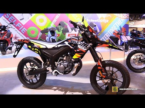 2018 Senda Racing 50 SM - Walkaround - 2017 EICMA Milan