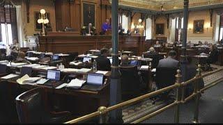 Senators debate state budget