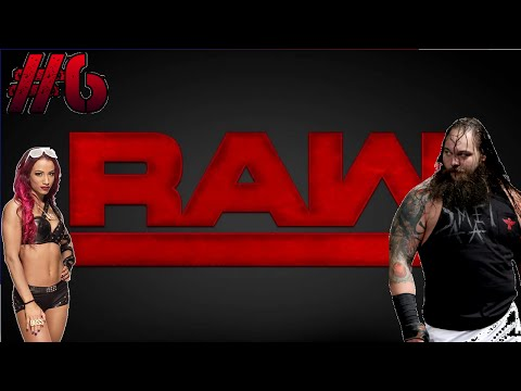 TEW 2016 WWE BRAND WARS - RAW Episode 6 -...