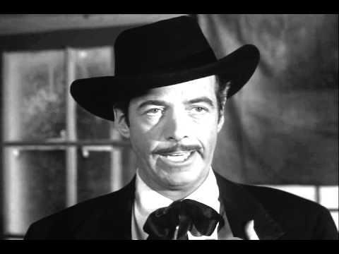 Maverick  Gerald Mohr as Doc Holliday