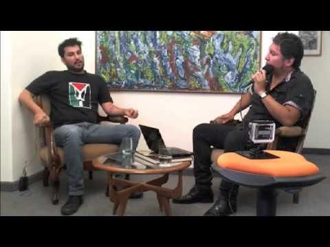Entrevista a Pablo Ferreyra por Diego Rojas