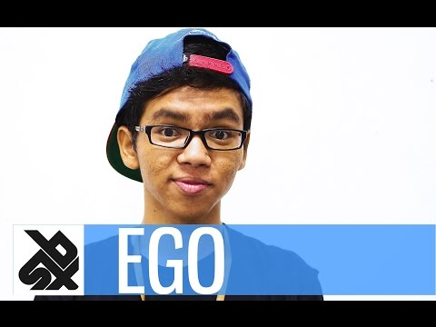 EGO  |  INDONESIAN BEATBOX CHAMPION