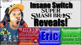 super smash bros 5