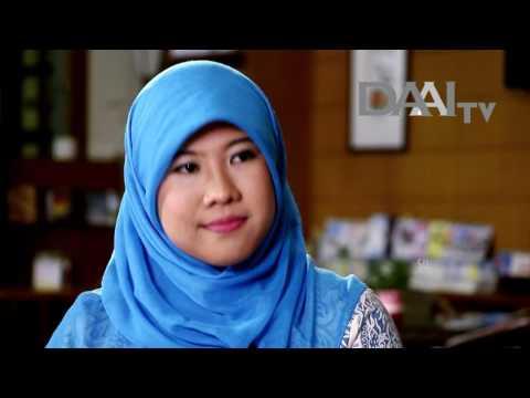 "Mutiara Indonesia DAAI TV: Founder Deaf Cafe Fingertalk ""Dissa Syakina Ahdanisa"""