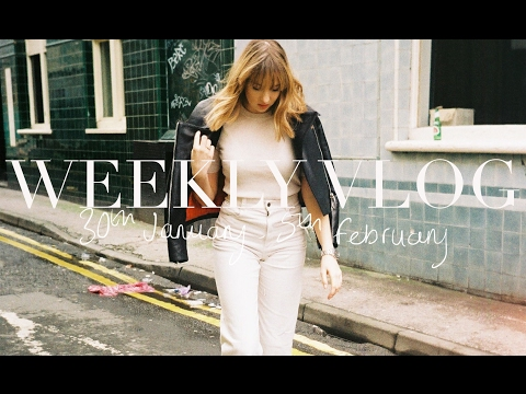 Weekly Vlog | A Few Days in Copenhagen for Fashion Week