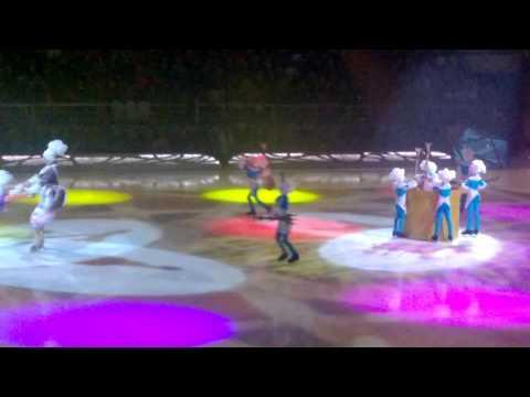 ледовое шоу снежный король 2 поварята