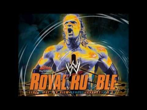 "WWE Royal Rumble 2003 Theme Song Official "" Falling Apart by  Trust Company"""