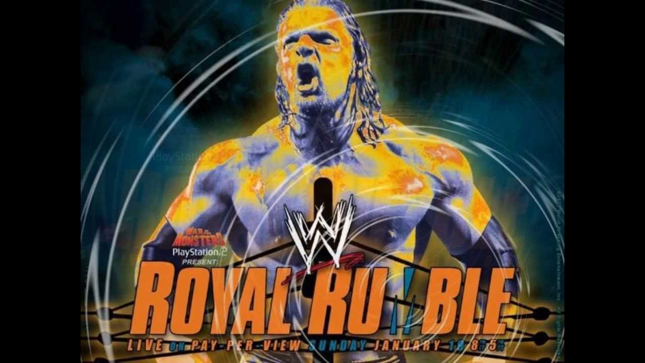 WWE Royal Rumble 2003 Theme Song Official