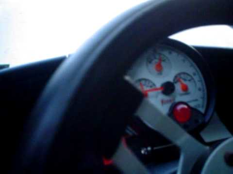 89 toyota 4.3 conversion summit 4 in 1 tach install on