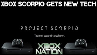 New Xbox Scorpio Tech Revealed! Console War Over!!