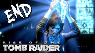 Rise of the Tomb Raider Ending《古墓奇兵:崛起》Last Part : 終極A片