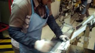 Proses Stamping Machine - DIKBANGSPES REG KEPEMILIKAN RANMOR