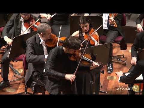 Čajkovskij - Andrea Obiso e l'Orchestra del Teatro Massimo