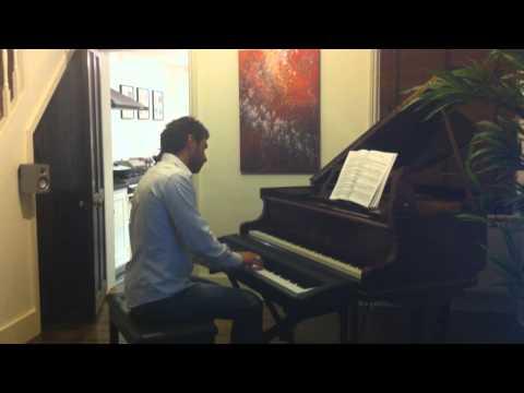 Ludovico Einaudi - I Giorni (Piano Cover by Chris Hicks)
