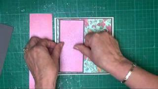 Glitter Ribbons Tutorial (card-making-magic.com)
