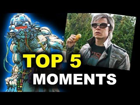X-Men Apocalypse Spoilers - Wolverine, Jean Grey, Danger Room, New Uniforms