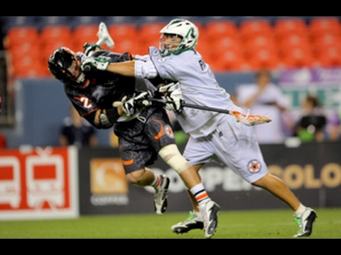 Biggest Hits Ever In Lacrosse[Must Watch]