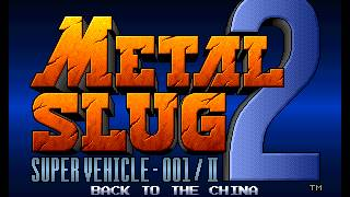 Metal Slug 2 - OST